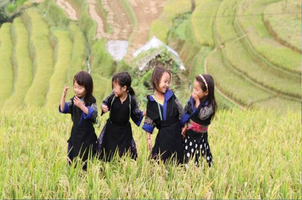 Sapa medium trekking 03 days 04 nights (Option 1)