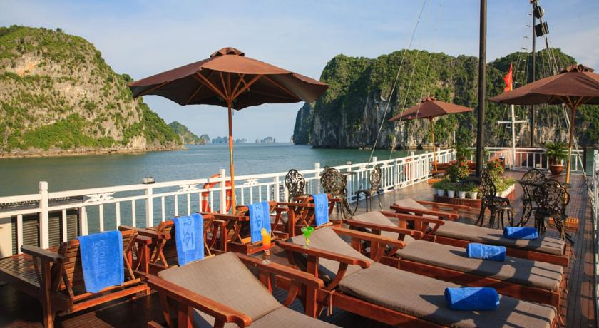 and above all the standard of a preferred and trustable cruise provider to thousands of halong visitors has it proved garden bay halong cruise genuinely